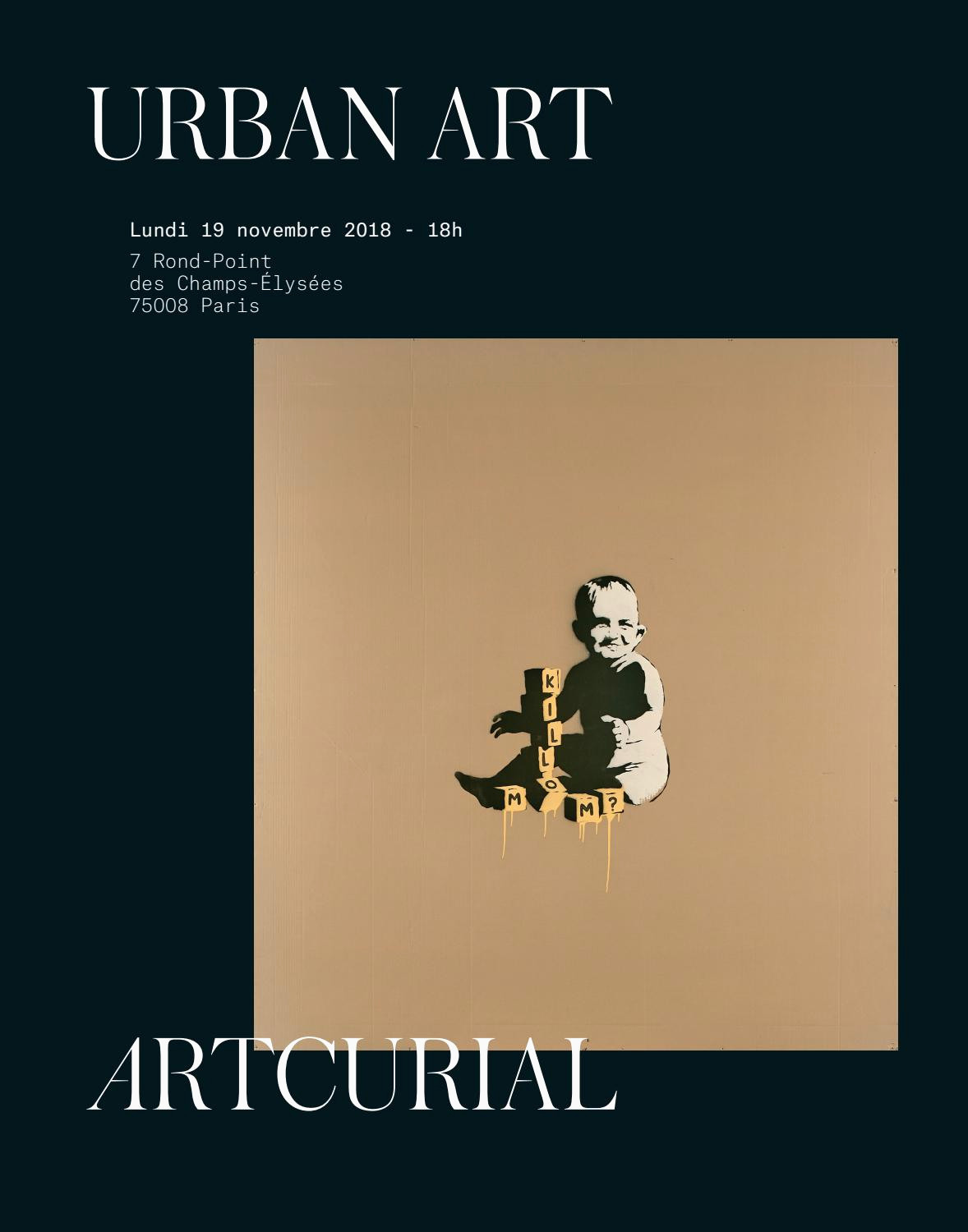 Urban Art by Artcurial issuu