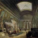 Galerie Peinture Paris Frais Fine Art Reproduction A Museum Gallery with Ancient Roman Art Galerie