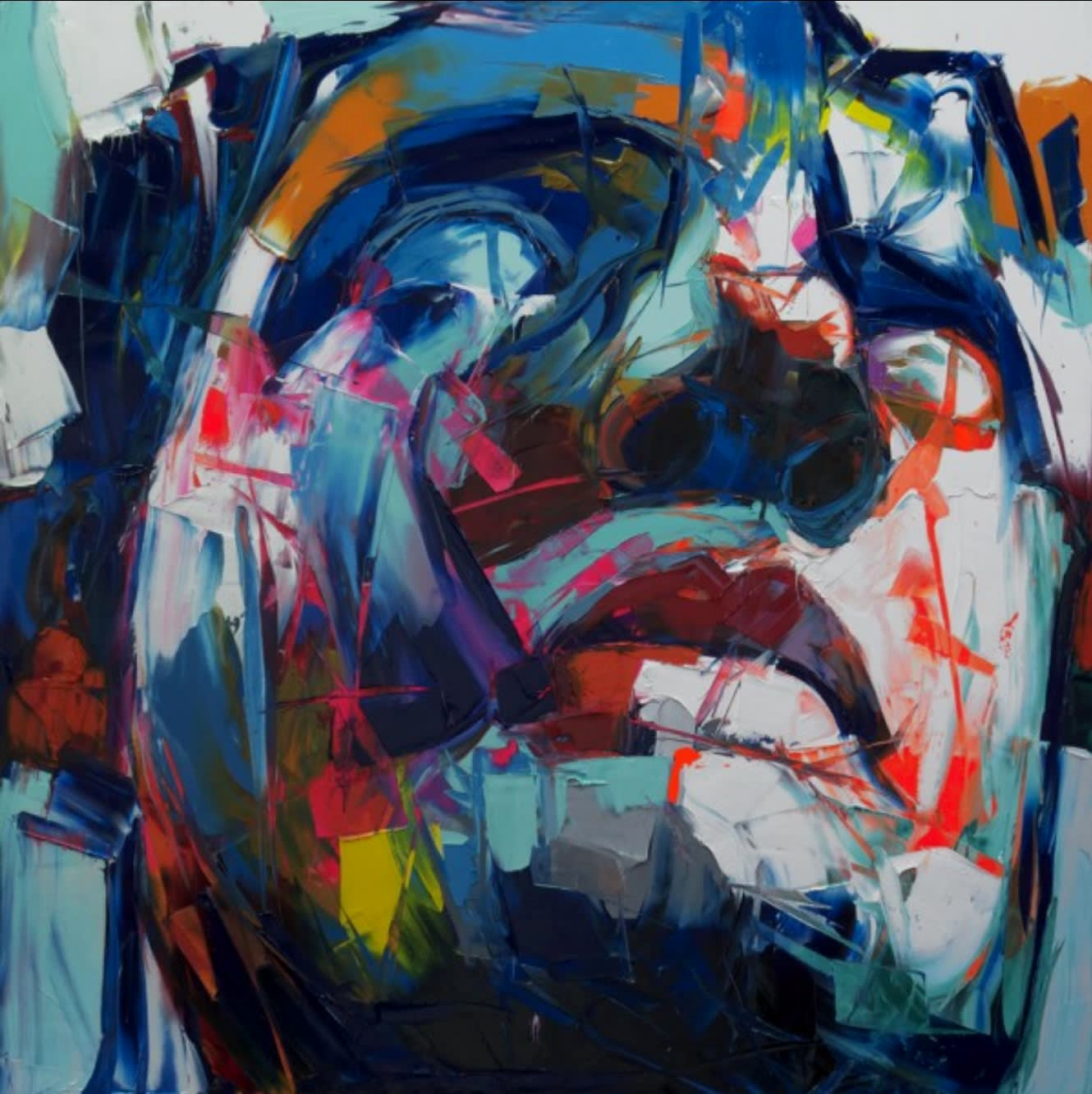 FRAN‡OISE NIELLY UNTITLED 724 2016
