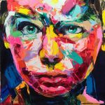 Galerie Peinture Paris Unique Fran‡oise Nielly theo 2016 Collection