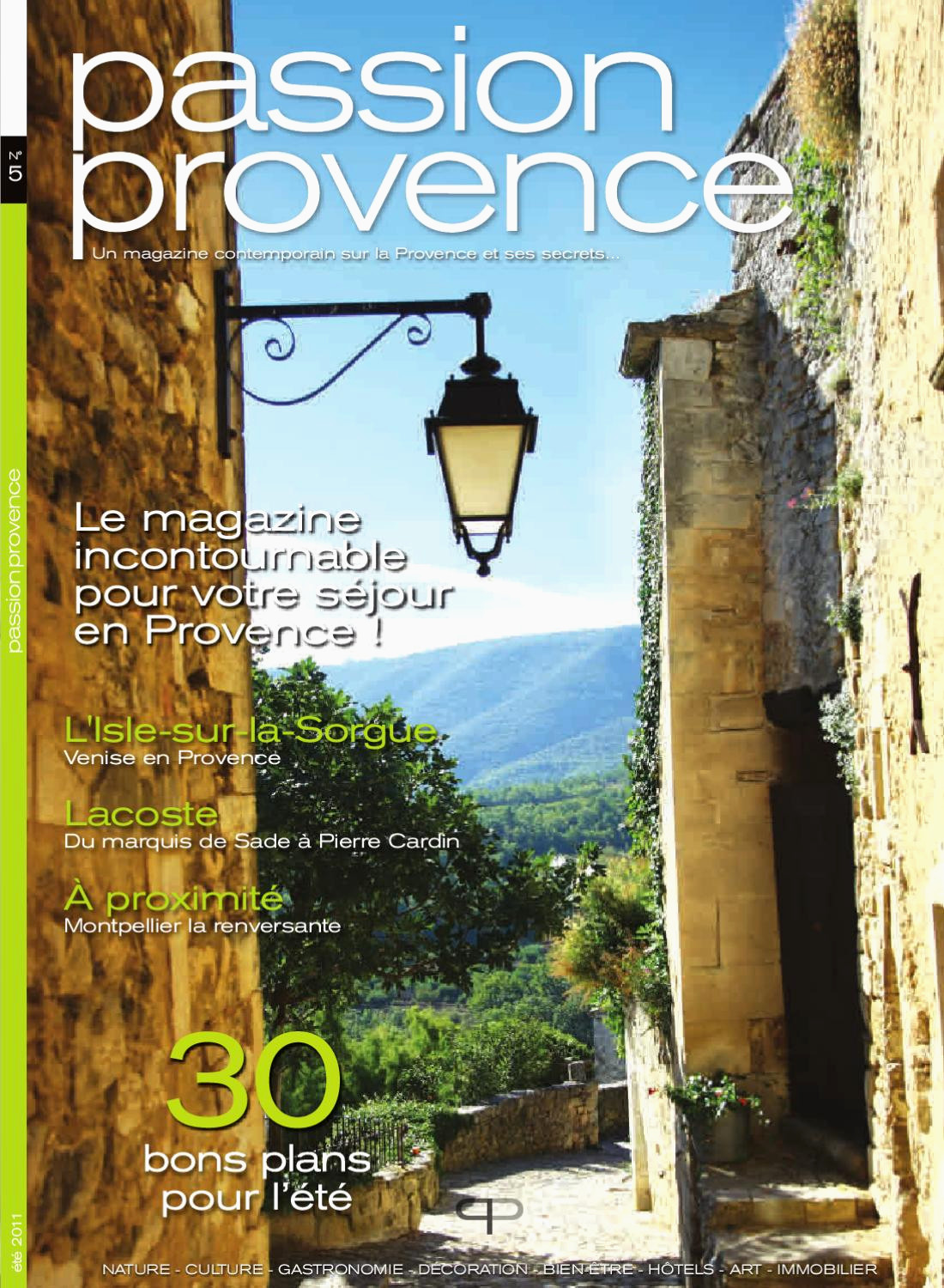 Peinture Facade Ocre Provencal Inspirant Passion Provence 5 by Effective Media issuu Collection