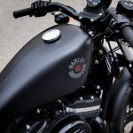 Peinture Perso Moto Harley Davidson Unique Harley Dark Custom Iron 883 Collection
