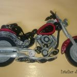 Peinture Perso Moto Harley Davidson Unique Moto Quilling Quilling Divers Collection