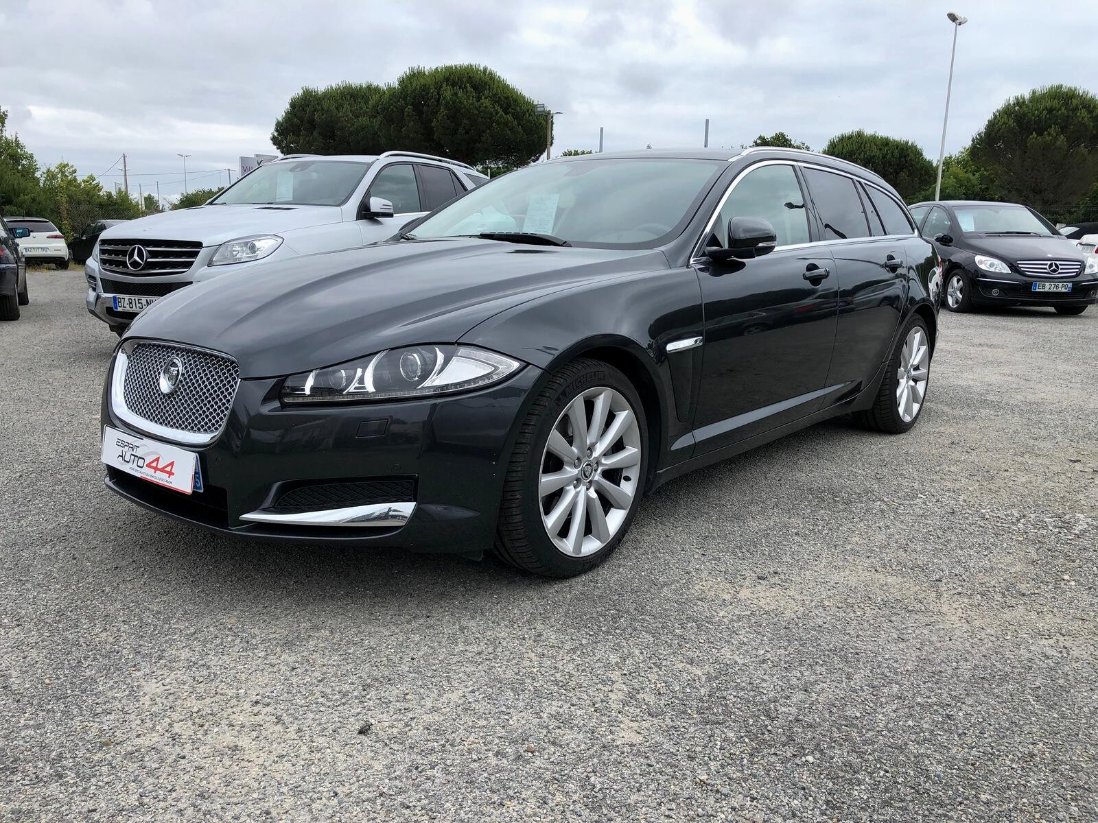 Peinture Saint Herblain Meilleur De Jaguar Xf 2 2 Occasion Collection